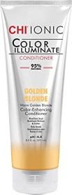 CHI Haircare Ionic Color Illuminate Golden Blonde Conditioner, 251ml