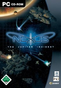 Nexus: The Jupiter Incident (Imperium Galactica 3) (niemiecki) (PC)