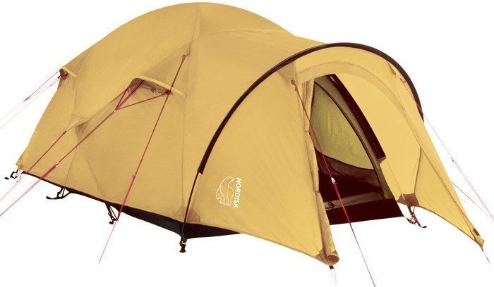 Nordisk Blixen 2SI geodetic tent -- ©Globetrotter