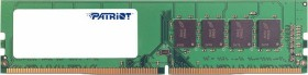 Patriot signature Line DIMM 4GB, DDR4-2400, CL15 (PSD44G240081)