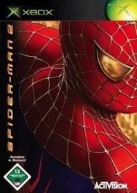Spiderman 2 - The Movie Game (Xbox)