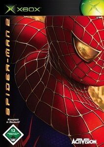 Spiderman 2 - The Movie Game (German) (Xbox)