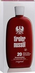 Tiroler Nussöl Sonnenmilch LSF20, 150ml