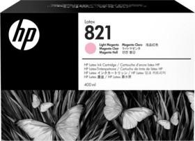 HP Tinte 821 Latex magenta hell (G0Y91A)