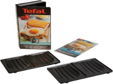 Tefal XA800112 Croque Monsieur set