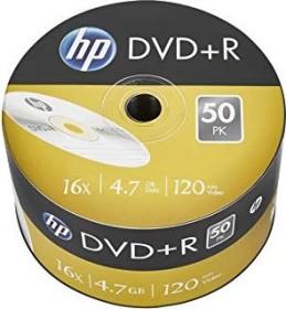 HP DVD+R 4.7GB 16x, 50-pack (DRE00070)