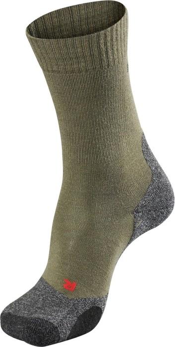 3cf43e855 Falke TK2 hiking socks olive (men) (16474-7830) starting from ...