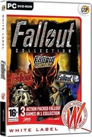Fallout Radioactive (1+2+Tactics) (PC)