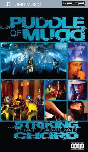 Puddle of Mudd - Striking That Familiar Chord (UMD-Film) (PSP) -- via Amazon Partnerprogramm