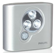 Philips Imageo SpotOn silber (69101-14)