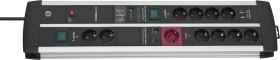 Brennenstuhl Premium-Protect-Line 120000A 11-fach Schuko mit 2x USB-A, 3m (1392000230)