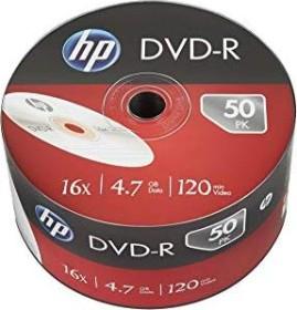 HP DVD-R 4.7GB 16x, 50er-Pack (DME00070)