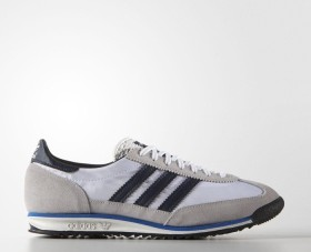 adidas SL 72 white/collegiate navy/bright royal (Herren) (S78999)
