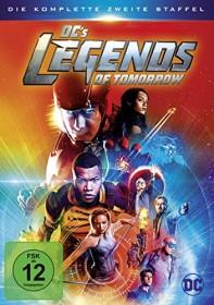 Legends of Tomorrow Season 2