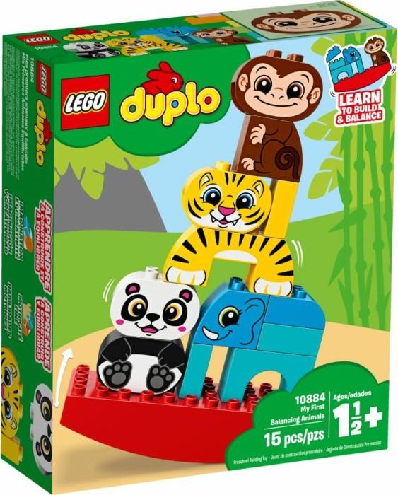 Neu Meine Erste Wippe Mit Tieren Ovp 10884 Lego Duplo