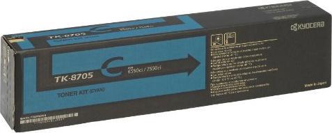 Kyocera TK-8705C Toner cyan (1T02K9CNL0) -- via Amazon Partnerprogramm