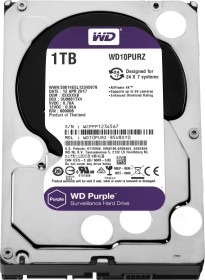 Western Digital WD Purple 1TB, SATA 6Gb/s (WD10PURZ)