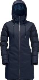 Jack Wolfskin Temple Hill Coat Jacket midnight blue (ladies) (1204111-1910)