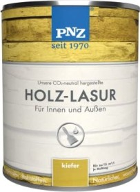PNZ Holzlasur Holzschutzmittel Nr.03 kiefer, 750ml