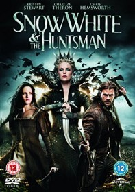 Snow White and the Huntsman (DVD) (UK)