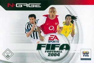 EA Sports FIFA Football 2004 (N-Gage)