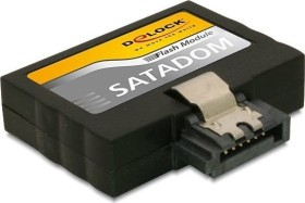 DeLOCK SATADOM Industrial 16GB, SATA, low profile (54737)