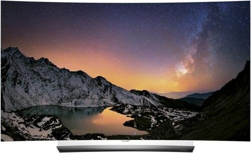 LG Electronics OLED 55C6V