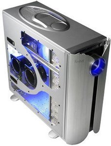 Thermaltake Kandalf extreme silver with side panel window (VA9004SWA)
