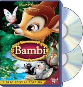 Bambi (Special Editions) (DVD)