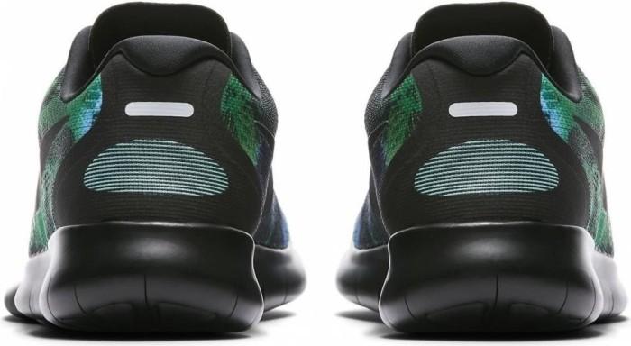 Simetría Pornografía nitrógeno  Nike Free RN 2017 Solstice black/green glow (ladies) (883295-001) |  Skinflint Price Comparison UK