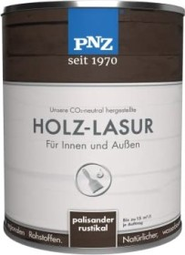 PNZ Holzlasur Holzschutzmittel Nr.07 palisander rustikal, 750ml