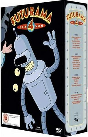 Futurama Season 4 (UK) -- via Amazon Partnerprogramm