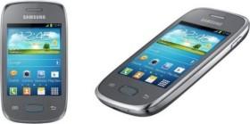 Samsung Galaxy Pocket Neo S5310 silber