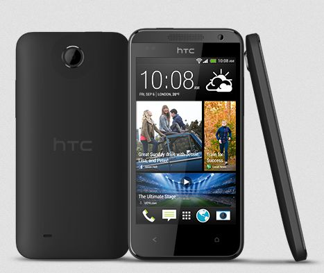 HTC Desire 300 schwarz