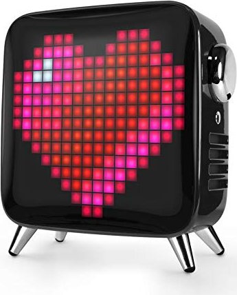 Divoom Tivoo-Max Midnight Black -- via Amazon Partnerprogramm
