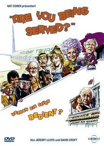 Are you being served? - Werden Sie schon served?
