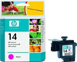 HP 14 głowica drukująca magenta (C4922AE)
