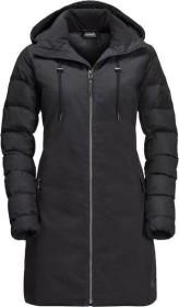 Jack Wolfskin Temple Hill Coat Jacket black (ladies) (1204111-6000)