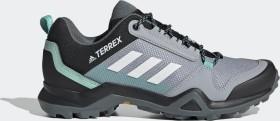 adidas Terrex AX3 halo silver/crystal white/acid mint (Damen) (FX4690)