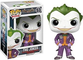 FunKo Pop! Heroes: Arkham Asylum - Joker (4339)