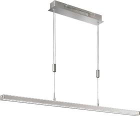 Fischer & Honsel Vitan hanging lamp nickel matte (60059)