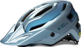 Sweet Protection Trailblazer MIPS Helm matte slate blue metallic (845104-MSBMC)