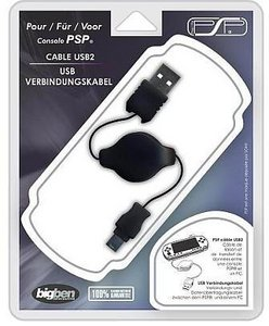 BigBen USB transfer cable (PSP) (BB243574)