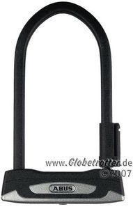 Abus granite X-Plus 54 U-lock, key -- ©globetrotter.de 2007