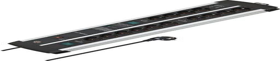 Brennenstuhl Premium-Protect-Line 120000A 14-way schuko plug with 2x USB-A, 3m (1392000232)