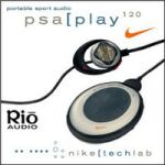 Nike psa[play 120 MP3 player