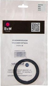 B+W step-up ring 52mm to 62mm (41213)