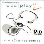 Nike psa[play 60 MP3-Player
