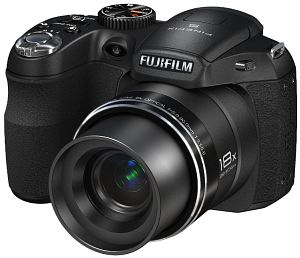 Fujifilm FinePix S2950 black