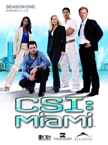 CSI Miami Season 1.1 -- via Amazon Partnerprogramm